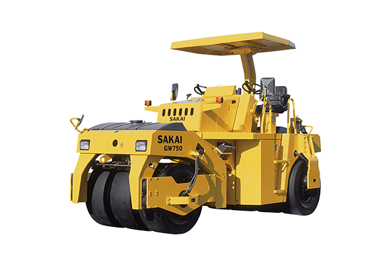 Roller Compacted Concrete Specifications : Gw products sakai heavy industries ltd