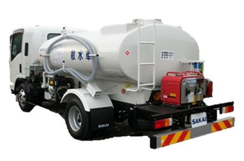 ST4MB-1・ST4E 高圧洗浄搭載型