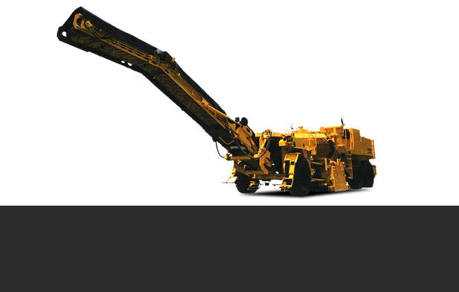 道路維持補修機械(ロードカッタ/ロードスタビライザ)
